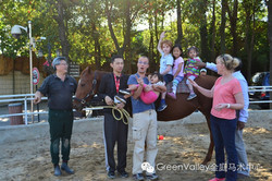 Recruiting Hippotherapy volunteers!
