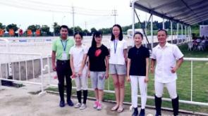 GVRC的小骑手们在中国马协盛装舞步通级赛中荣获佳绩