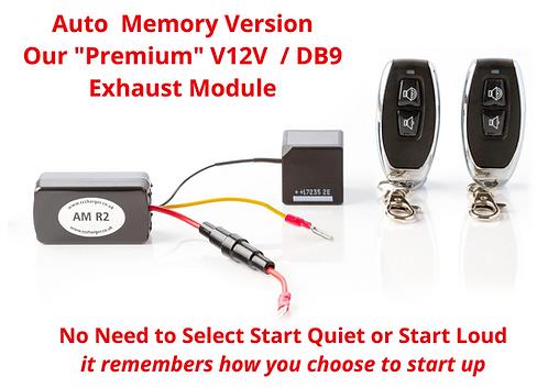 Auto Memory Exhaust Remote Control V12 Vantage DB9 DBS Virage
