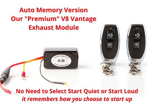 Auto Memory Exhaust Remote Control V8 Vantage to 2018