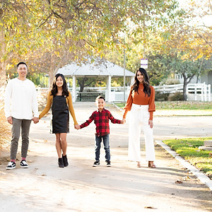 Don + Jessica Family