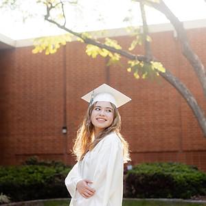 Domanique's Graduation