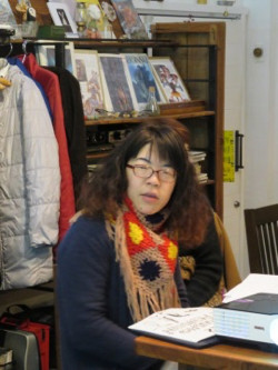 VOUSHO PENGUIN/南極とペンギンお話の会  お話する人:白木千華さん 2017/02/12