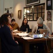 VOUSHO PENGUIN/南極とペンギンお話の会 2017/02/12