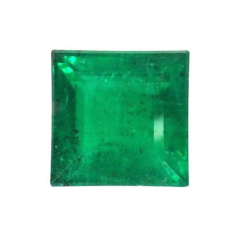 Square Emerald 3.17 Carats