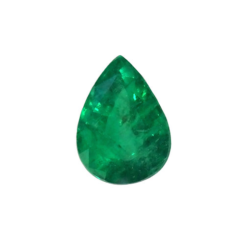 Pearshape Emerald 1.31 Carats