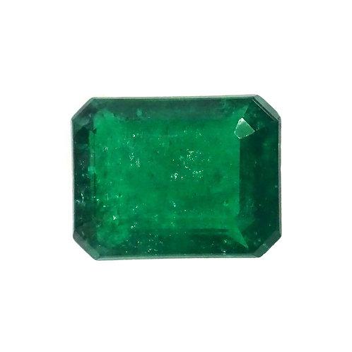 Octagon Emerald 2.24 Carats