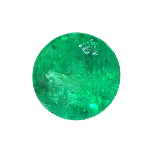 Round Emerald 2.80 Carats