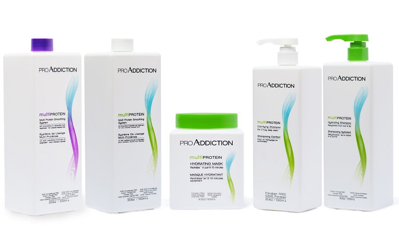 Proaddiction multi protein straightening