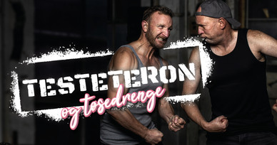 TESTETERON2 Foto: Torben Sørensen Grafik: Rasmus Finsen