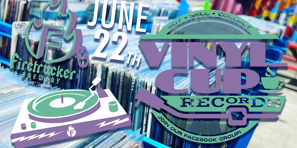 Vinyl Brew - Vinyl Album Nite