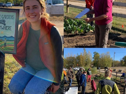 Community Gardening at F&M