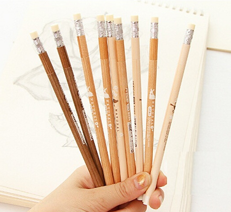 Wooden Style Pencil