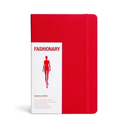 Fashionary Red Edition