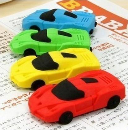 Sport Car Eraser