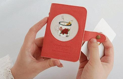 Grandmother Card Holder