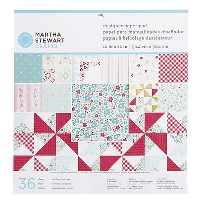 Stiched Paper Pad