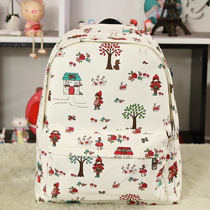 Little Riding Hood Backpack