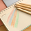 Thumbnail: Wooden Colors Pencil Set