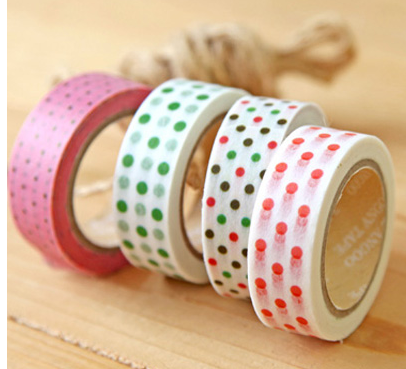 Dotted Washi Tape