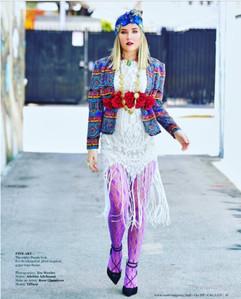 Creativ Magazine |  @JoeWesleyPhotography | Model: @Ziitaly