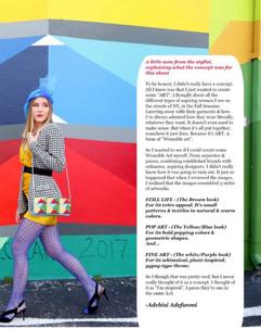 Creativ Magazine Sept/Oct Issue #22 | @JoeWesleyPhotography