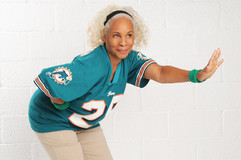Commercial Ad: Miami Dolphins | Model: Iya Orite