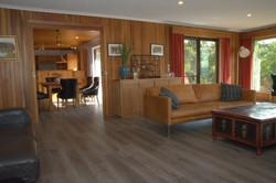 Living room toward dining