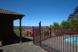 Pool Hobart luxury accommodation