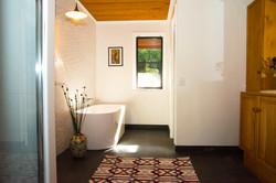 Luxury master ensuite bathroom