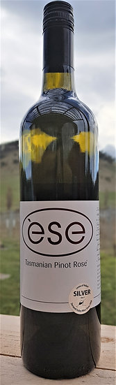 ese vineyard Pinot Rose 2013