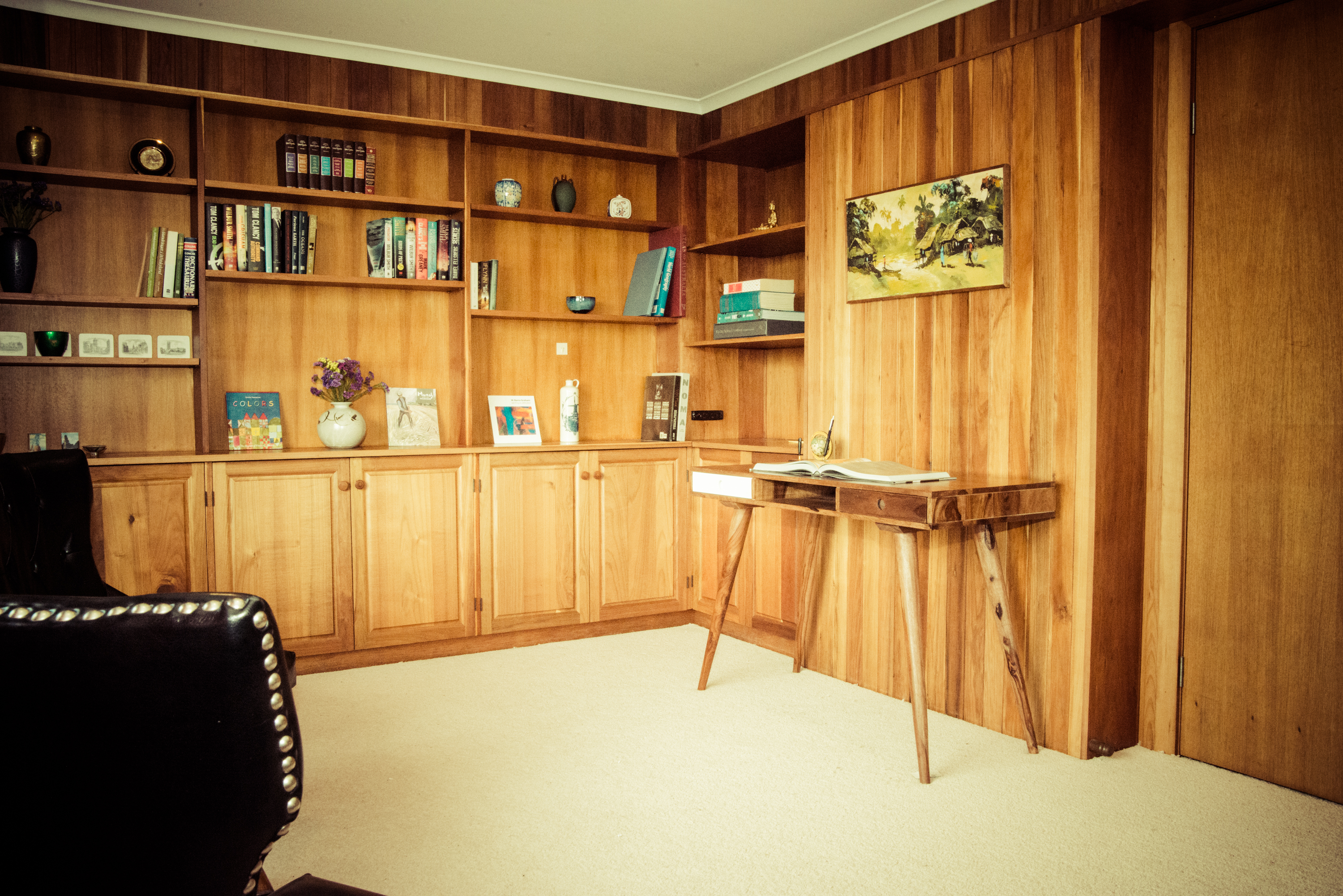 Library luxury stay at Hobart