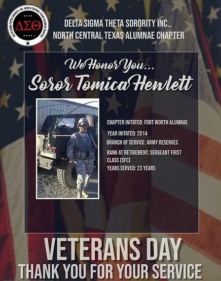 Veterans Day Tribute- Tomica Hewlett1.jp