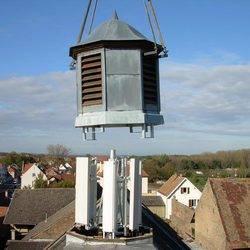 Demande de mesures pour contrôler le niveau de radiation électromagnétique  dû aux antennes relais