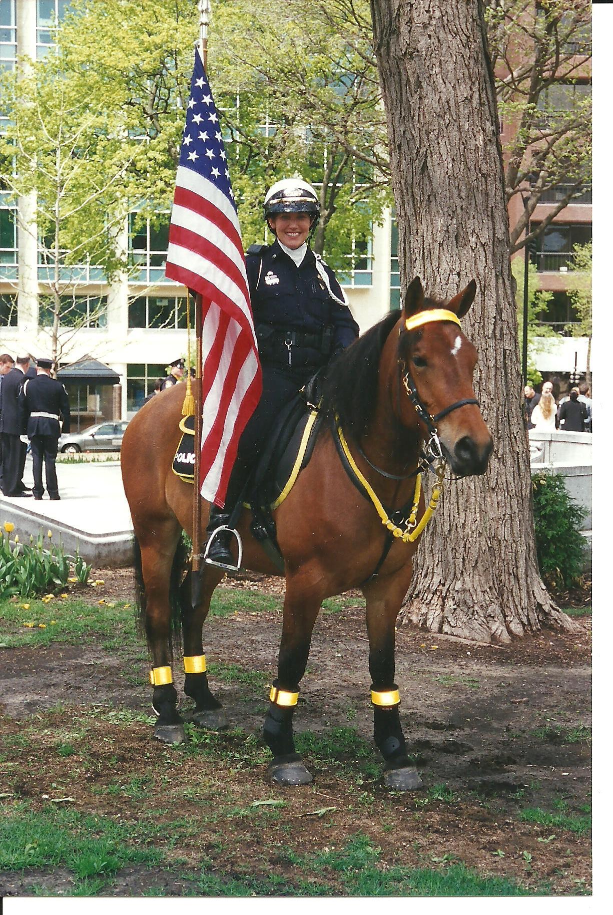HotShot and Flag 2003 001
