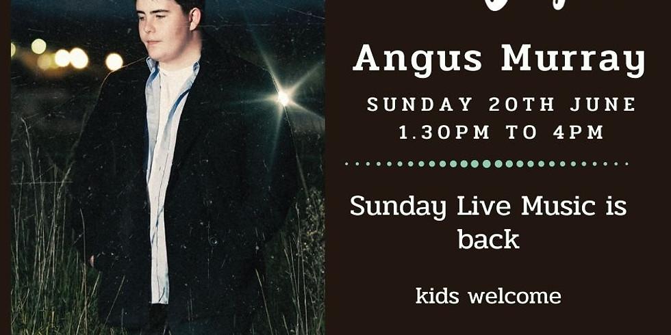Angus Murray Live