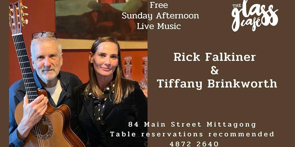 The Jazz Duo - Rick Falkiner and Tiffany Brinkworth