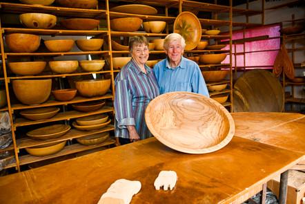 Vernon and Karen Leibrant