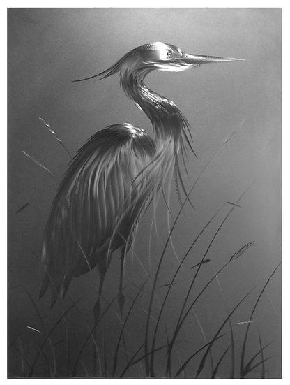 Long-neck Heron