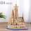 Thumbnail: Sagrada Familia Rompecabezas 3D 184 piezas National Geographic