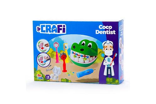 Set de Plastilina Coco Dentist
