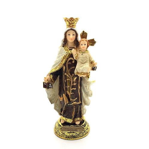 Virgen del Cármen (20 cms)
