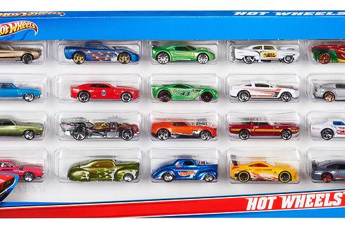 Hot Wheels pack de 20 vehículos
