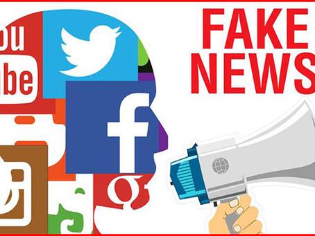 FAKE NEWS e EFEITO BORBOLETA