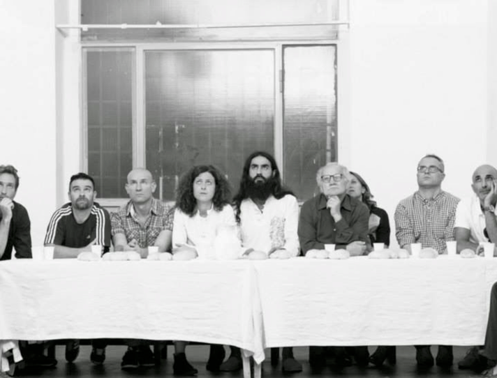 PERFORMANCE #01: THE LAST SUPPER