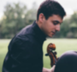 Sam DeCaprio, cellist, Sam DeCaprio cellist