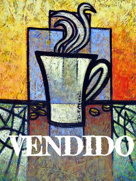Café - 40 x 30 cm.