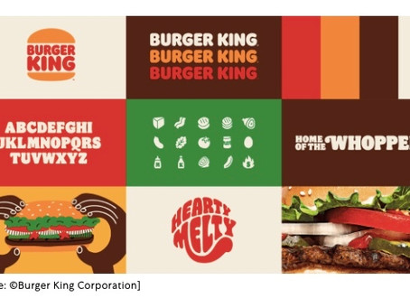 Logo changes that reflect real world changes