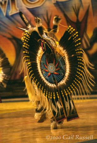 Traditional Dancer