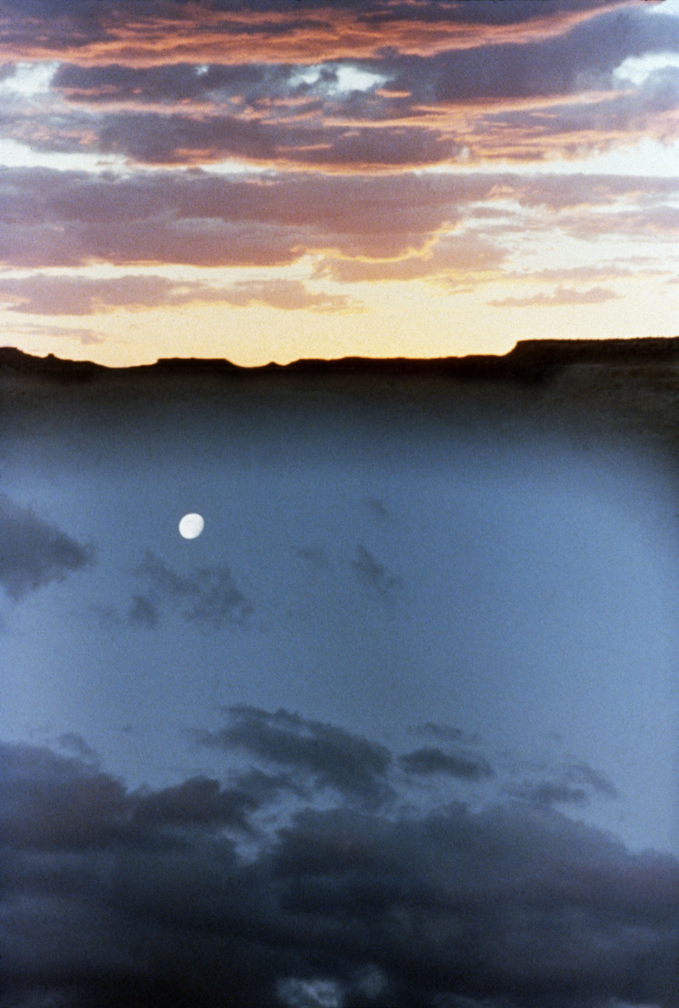 Moonrise Under Orabi